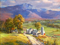 Upper Valley Road, Vermont