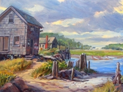 ME Fishing Shack 